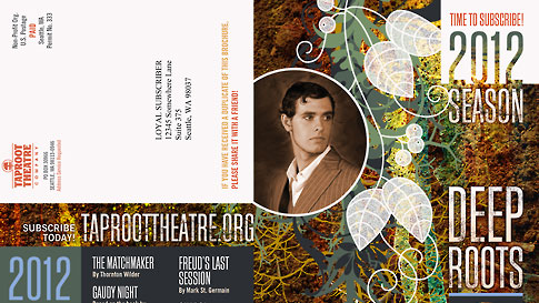 Taproot Theatre 2012 Brochure