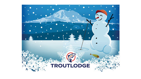 Troutlodge Holiday Card 2010